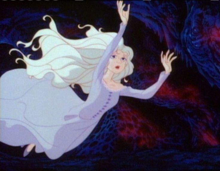 150 best Lady Amalthea the Last Unicorn 1982 images on Pinterest ...