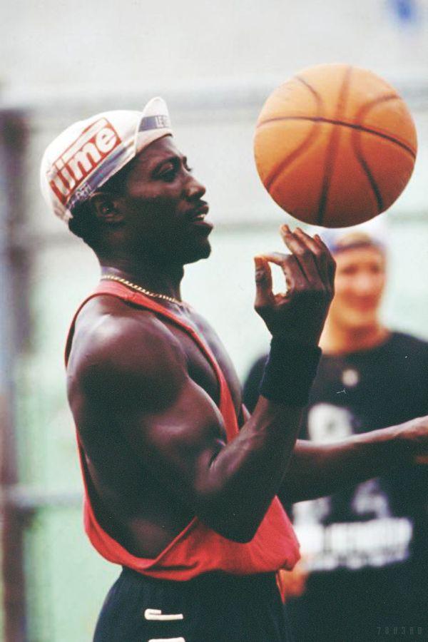 Mr. Basketball : Foto