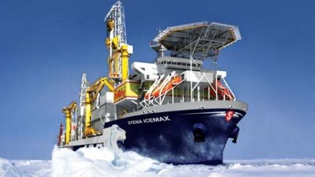 Shell Canada offshore drill incident drops equipment to sea floor