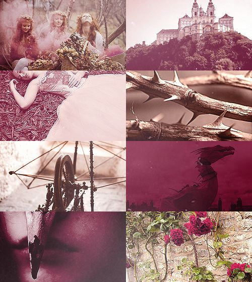 Fairy Tale Picspam → Sleeping Beauty