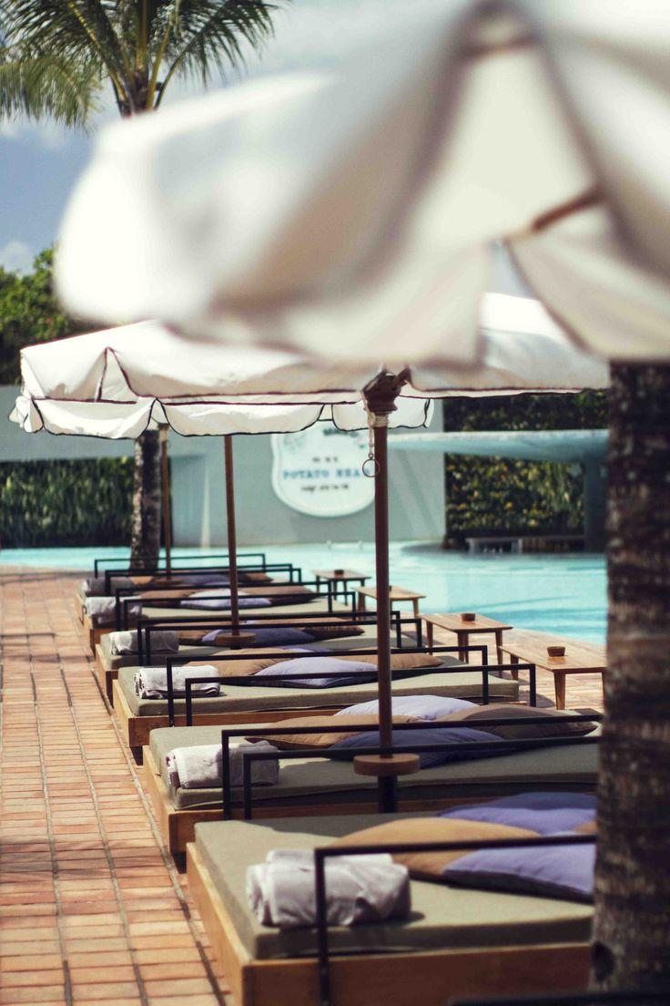 Pool | Potato Head Beach Club Bali