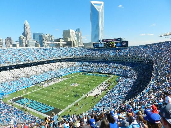 banc stadiam | The Bank of America Stadium - Charlotte - Reviews of The Bank of ...