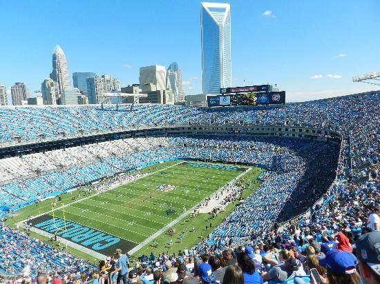 Bank of America Stadium Charlotte NC | The Bank of America Stadium Reviews - Charlotte, NC Attractions ...