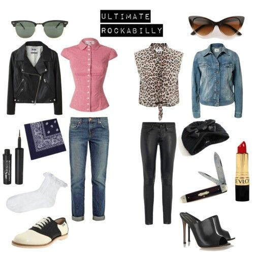The Ultimate Rockabilly outfits <3