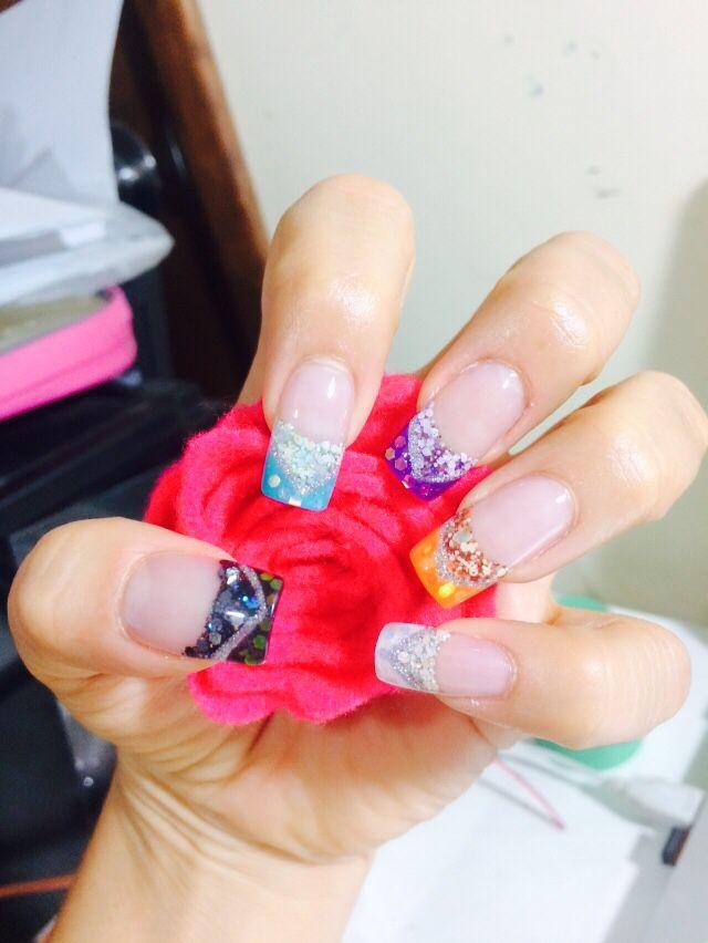 Mejores 45 imágenes de Diseños de uñas en Pinterest | Diseños de ...