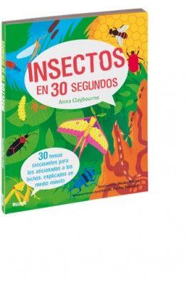 Para entomólogos en ciernes. Si quieres saber si está disponible, pincha a continuación http://absys.asturias.es/cgi-abnet_Bast/abnetop?ACC=DOSEARCH&xsqf01=30+insectos+segundos+claybourne