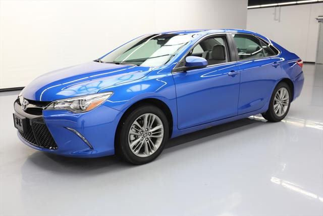 nice Amazing 2017 Toyota Camry  2017 TOYOTA CAMRY SE CRUISE CTRL BLUETOOTH REAR CAM 7K #709275 Texas Direct Auto 2017/2018