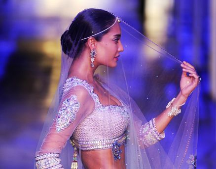 India Bridal Fashion Week Closes with Tarun Tahiliani Show