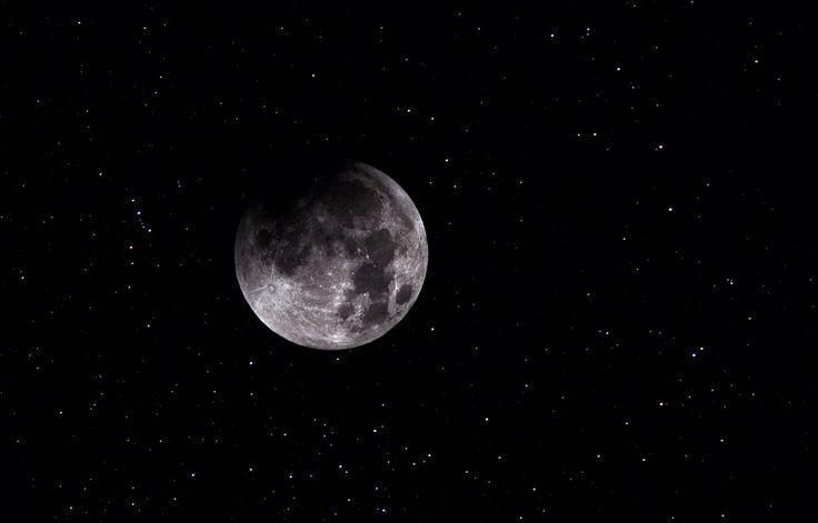 Éclipse et super lune