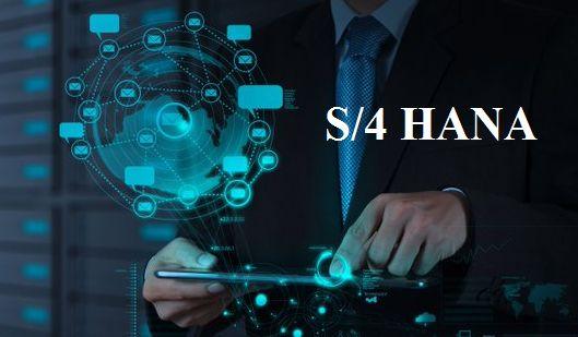 sap s4 hana tutorial pdf