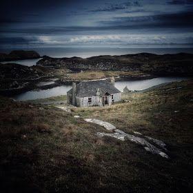 photo hebrides: a story of the Hebrides, Ceann a Mugh