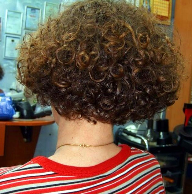 17 Best images about Permed bob on Pinterest | Curls ...