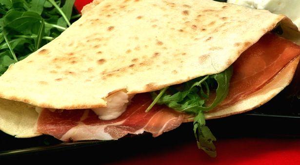 Italian Piadina Flat Bread (Piadina romagnola)