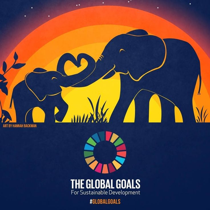 #Goal15 - Life on Land. A plan to protect, restore and promote sustainable use of terrestrial ecosystems, sustainably manage forests, combat desertification, and halt and reverse land degradation and halt biodiversity loss. Help us make the #GlobalGoals famous today and let's make this dream a reality.