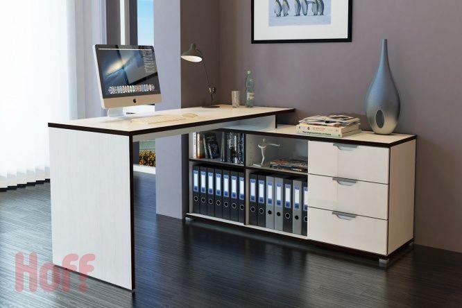 Компьютерный стол Тардо - купить в интернет-магазине Hoff. Характеристики, фото и отзывы.