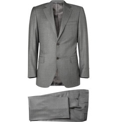 Canali Classic Wool Suit: Classic Wool, Mens Clothing, Men'S Clothing, Suits, Classic Gray, Wool Suit, Deserving Men, Classic Grey, Canali Classic