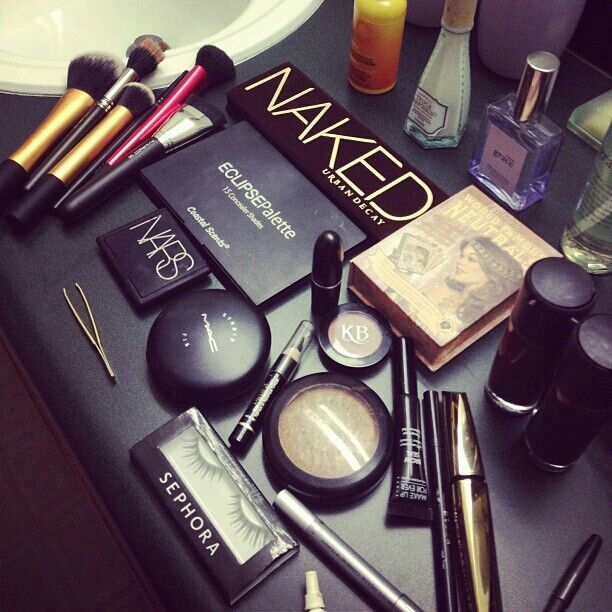 Make up Products ♥