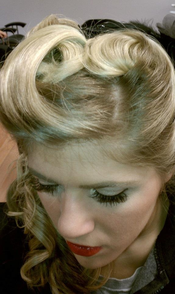 40's hairstyle