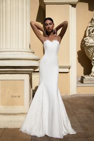 new design wedding dress Camila - Tina Valerdi 2017