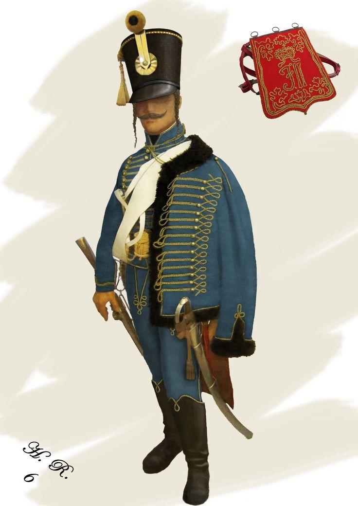 6th Hussars - Blankenstein
