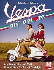 Vintage Vespa Images
