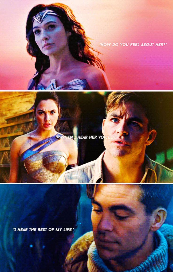 Wondertrev | Wonder Woman | Diana and Steve