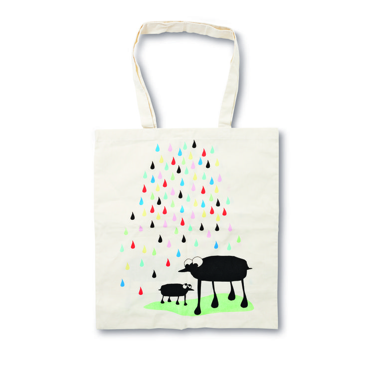 Πάνινη τσάντα για τα ψωνια σας και όχι μόνο!