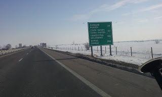 Tractari-Auto-Constanta.ro: Route E773-Automagistrala A1 Burgas-Sofia.February...
