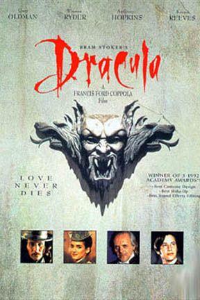 Bram Stokers DraculaFilm, Movie Posters, Dracula 1992, Dracula1992, Book Tv Movie, Bram Stoker Dracula, Favorite Movie, Book And Movie, Movie Book Lov