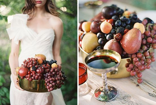 Garnet Inspired Styled Bridal Shoot ©ashley nicole Styling and Art Direction: Ashley Nicole Photography: Lani Elias Fine Art Photography Flowers: Academy Florist Dessert:Jenna Rae Cakes MUA: Makeup Expressions by Rimpal Hair: Holly from Berns and Black Ribbon: Frou Frou Chic Model: Panache Model Management Calligrapher: Julie Doan Dresses: Briana by Sarah Janks and Cameo by Ines Di Santo