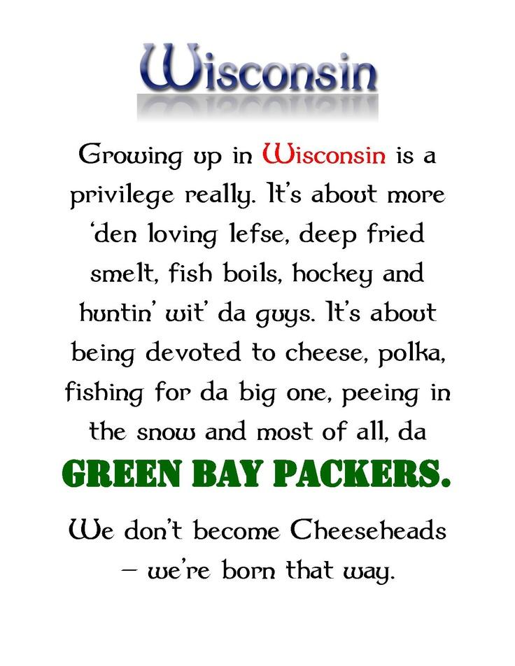 150 best Wisc~Packers\/ Cheeseheads\/\ Dairy images on Pinterest - craigslist kenosha