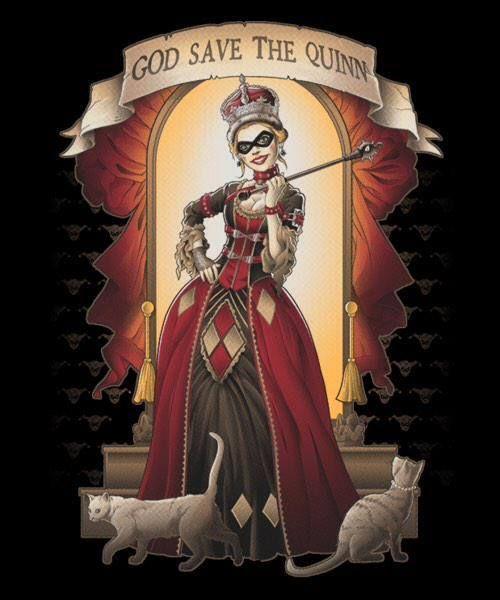Save The Quinn?!
