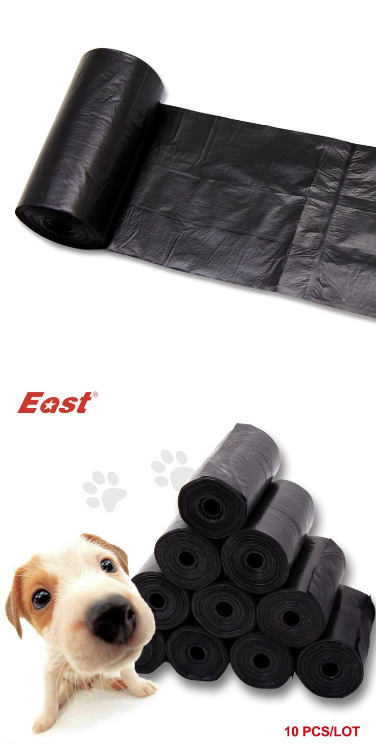 east 200 pcslot degradable pet dog waste poop bag garbage waste trash bags pet
