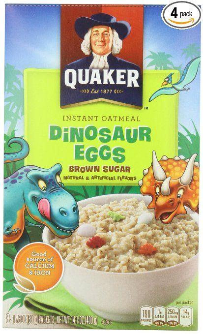 dinosaur egg oatmeal - Google Search