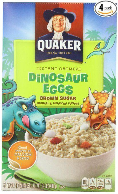 dinosaur egg oatmeal - Google Search