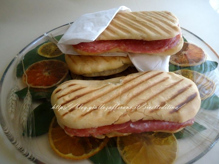 Favorito 172 best piadine,panini & c.. images on Pinterest | Italian  VC29