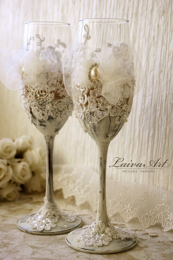 1000+ ideas about Wedding Champagne Flutes on Pinterest ...