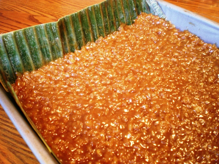 """Biko is a Filipino rice cake made from sticky rice (locally known as malagkit), coconut milk, and brown sugar. Like other rice cakes, this is referred to as kakanin (derived from the word """"kanin"""" which means rice) and is often eaten as dessert or meryenda (mid-afternoon snack)."""
