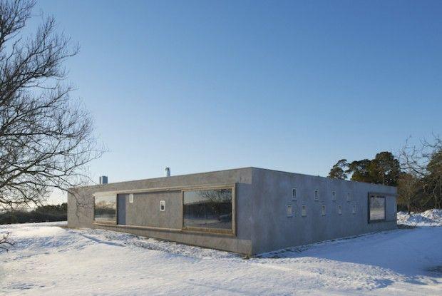 Atrium House par Tham & Videgård Arkitekter