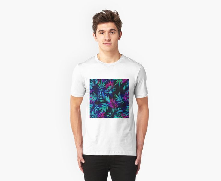T-Shirts & Hoodies Tropical Leaf ll by talipmemis