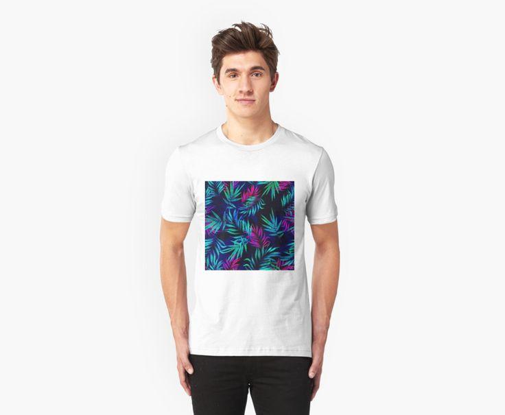 T-Shirts & Hoodies Tropical Leaf ll by talipmemis