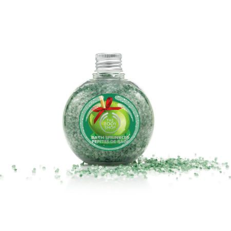 The Body Shop Limited Edition Glazed Apple Bath Sprinkles