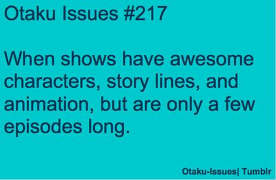 why? just why?Pretear,Princess Jellyfish,and Brothers Confict,and many more...too much more!!