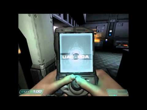 Doom 3 Ep. 3: Mars City Again