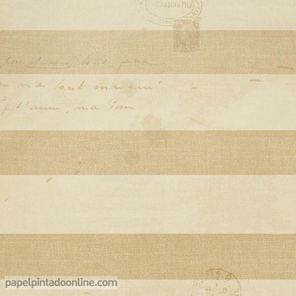 65 best papel pintado paris images on pinterest painted - Papel pintado rayas horizontales ...