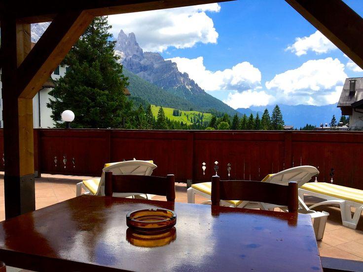 Terrazza Panoramica sulle Pale di San Martino