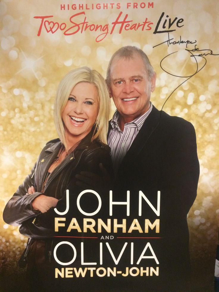 John Farnham & Olivia Newton John