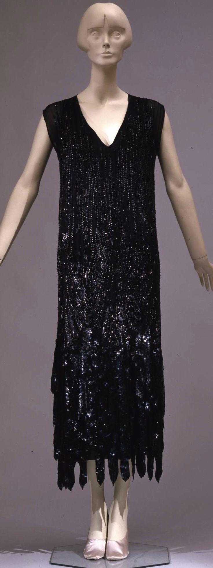Roaring 20\'S Evening Dress – fashion dresses