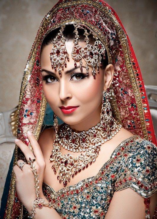 Pakistani Bridal Jewelry Sets 2019 – StyleGlow.com