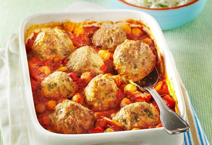 Zkuste ale svůj repertoár jídel z mletého masa rozšířit o marocké masové kuličky.